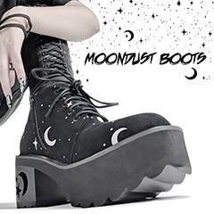 MoonDust Boots – WANT!
