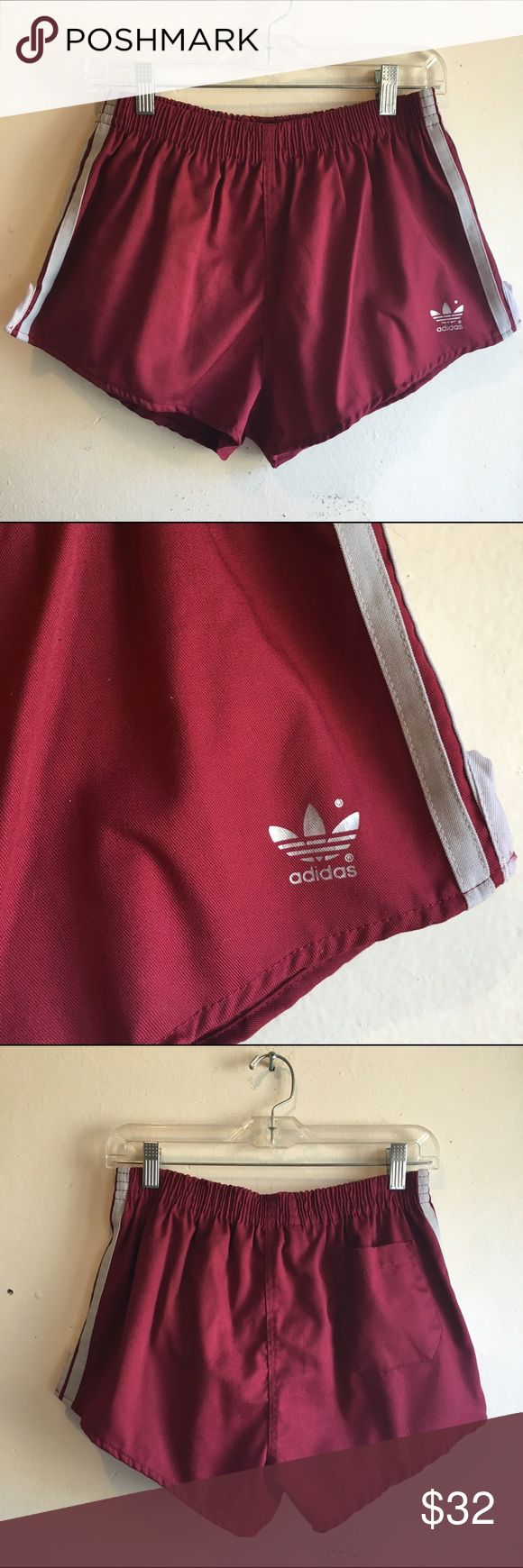 Adidas Soccer Shorts Soccer shorts by Adidas in perfect condition. Built in briefs. One back pocket. Unisex. #K072 Adidas Shorts