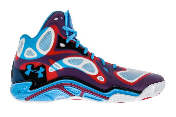 under armour Girls Basketball Shoes   Under Armour Launches the Anatomix Spawn