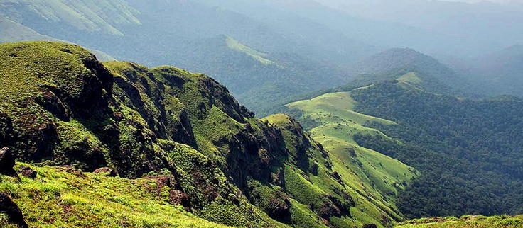 Highest peak in coorg-tadiyandamol