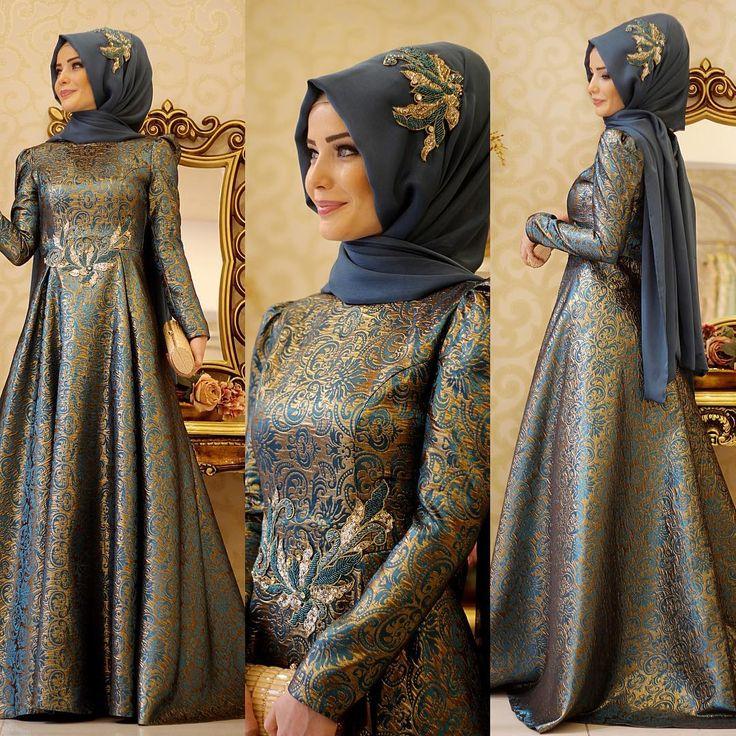 En güzeli hangisi ben karar veremedim Petrol Şehsenem Abiyeye çok yakıştı☺ #gamzepolat #newcollection #hijab  www.gamzepolat.com.tr