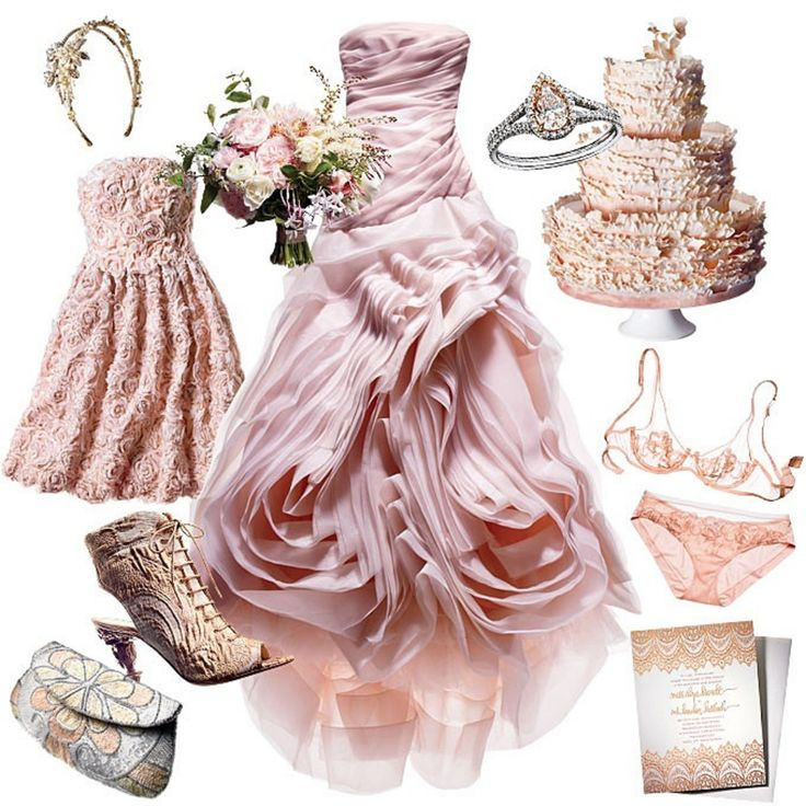 17 Best Ideas About Romantic Wedding Colors On Pinterest
