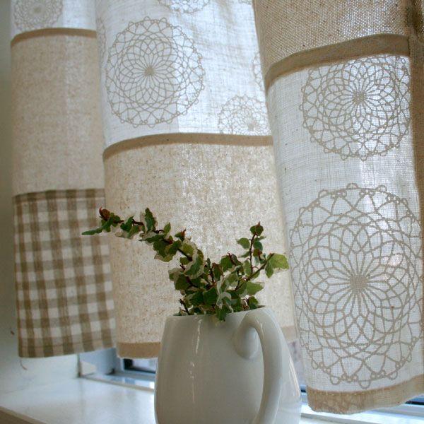 antique lace repurposed