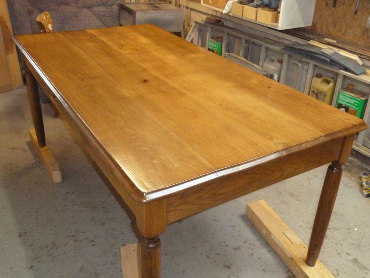 les 25 meilleures idées de la catégorie vieille table en bois sur