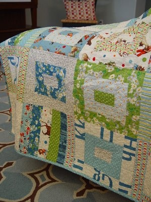 camille roskelley's jelly-filled pattern. american jane fabric.