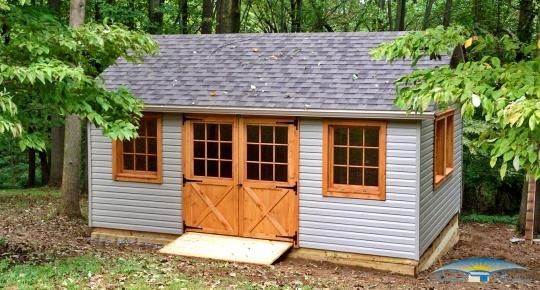Storage Sheds | Wooden Storage Sheds for Sale | Horizon Structures