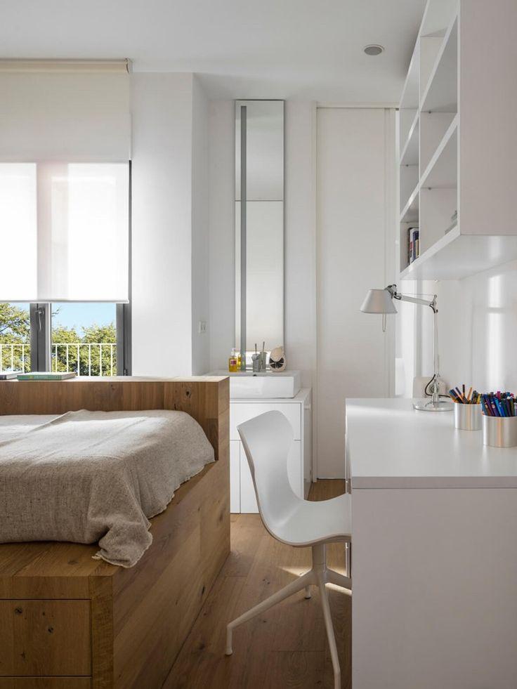 ber ideen zu podestbett auf pinterest. Black Bedroom Furniture Sets. Home Design Ideas