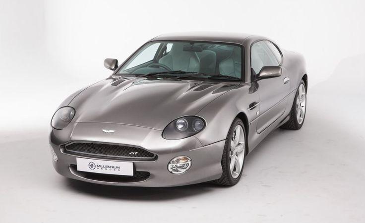 2002 ASTON MARTIN DB7 GT