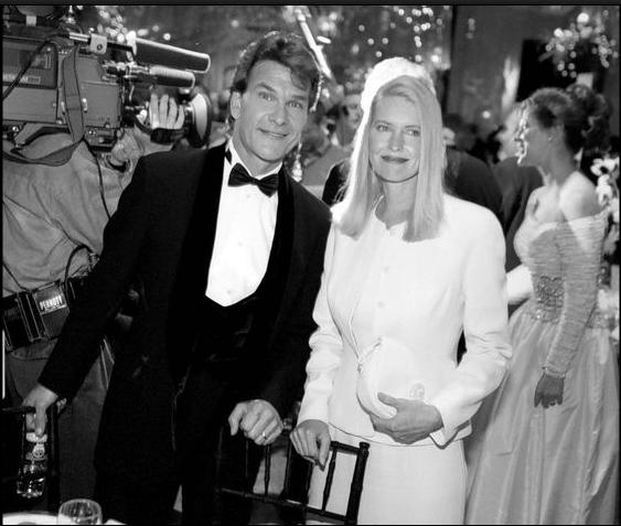 Patrick swayze with his wife Lisa Niemi. | Patrick Swayze ...