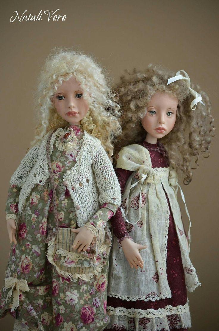Куклы ручной работы, living doll