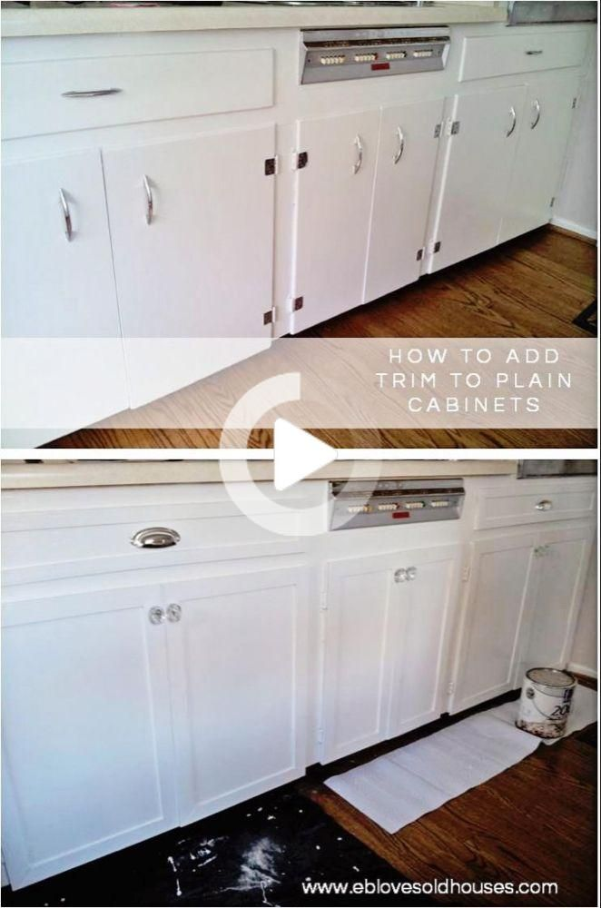 These Kitchen Cabinets Had A Cheap Makeover That Looks Like A Million Bucks Page 2 Of 2 In 2020 Kitchen Cabinets Makeover Kitchen Cabinet Door Styles Diy Kitchen