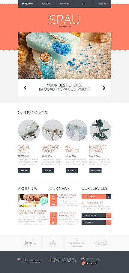 63 best Responsive Web Designs images on Pinterest | Responsive web ...