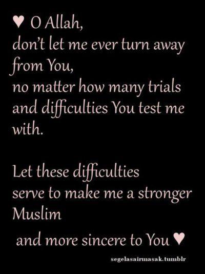 Ameen..