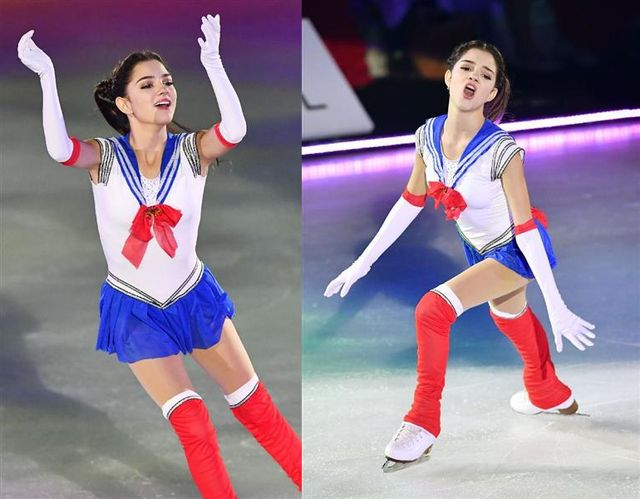 Evegenia Medvedeva Sailor Moon