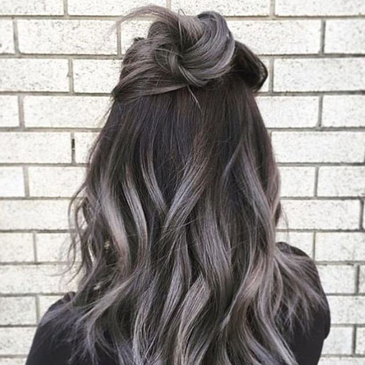 The Gray Hair Trend: 32 Instagram-Worthy Gray Ombr