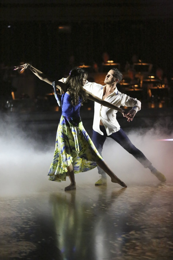 A lovely picture of Zendaya and Val - Week 1 Performance Gallery - Season 16 - Dancing with the Stars - ABC.com.... Love this couple!!!<3
