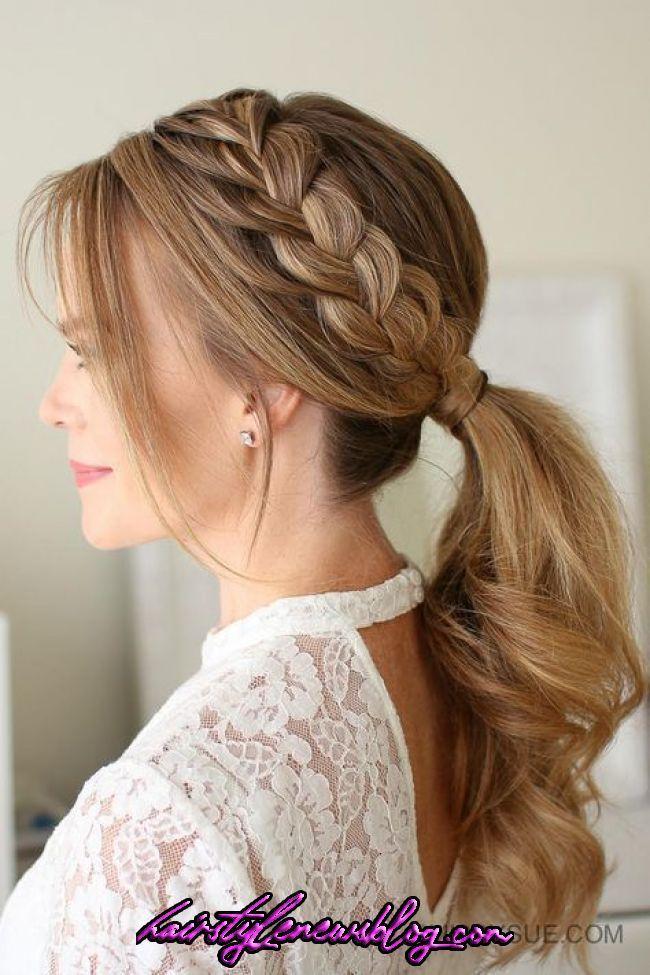 Hairstyles Elegant Formal Hairstyles Elegant In 2020 Cool Braid Hairstyles Simple Prom Hair Hair Styles