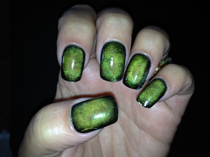 nail polish ideas zombie - Nail Polish Ideas Zombie - To Bend Light