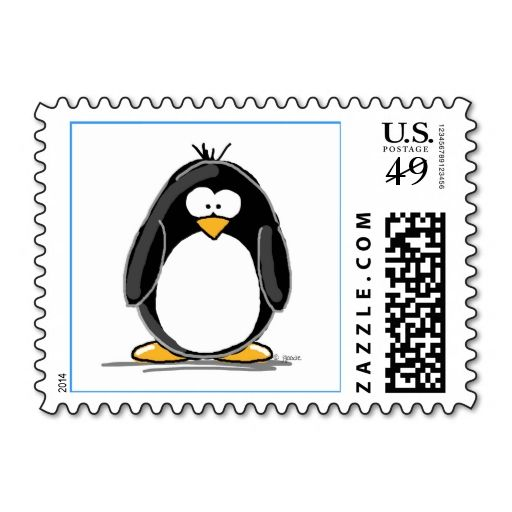 308 best Penguin Postage Stamps images on Pinterest All you need - penguin template