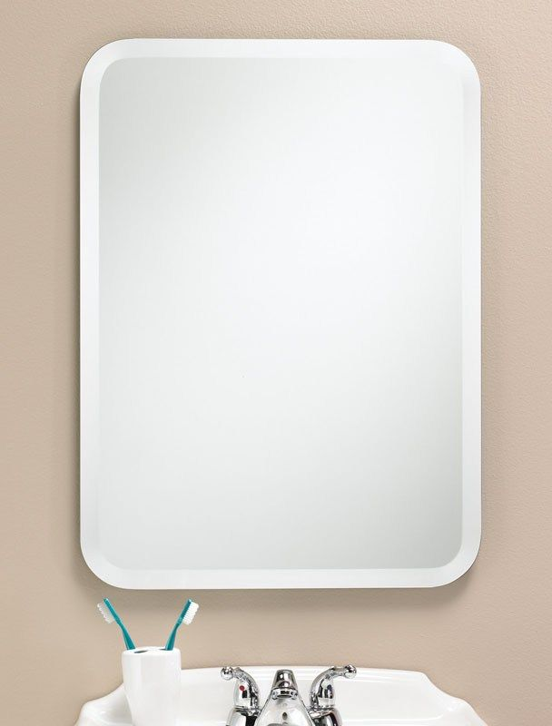 1000 Ideas About Frameless Mirror On Pinterest Mirrors Vintage Mirrors And Wall Mirrors