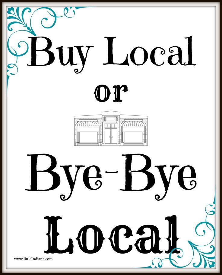 Small Business Saturday #Printable