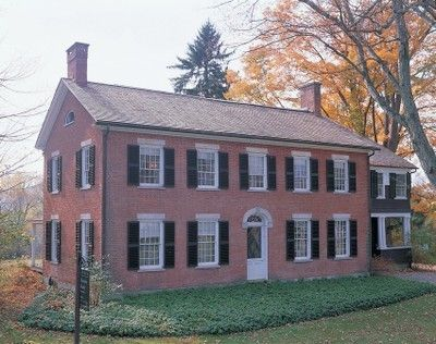 167 best 19th century american homes exteriors images on for How much to build a house in ma