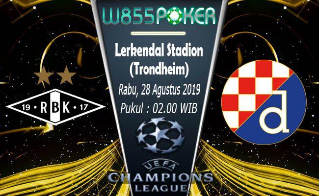 Prediksi Rosenborg Vs Dinamo Zagreb Pada Leg Kedua Play Offs Liga Champions Hari Rabu Tanggal 28 Agustus 2019 Pukul 02 00 Wib Di Lerkendal Zagreb Trondheim Wib