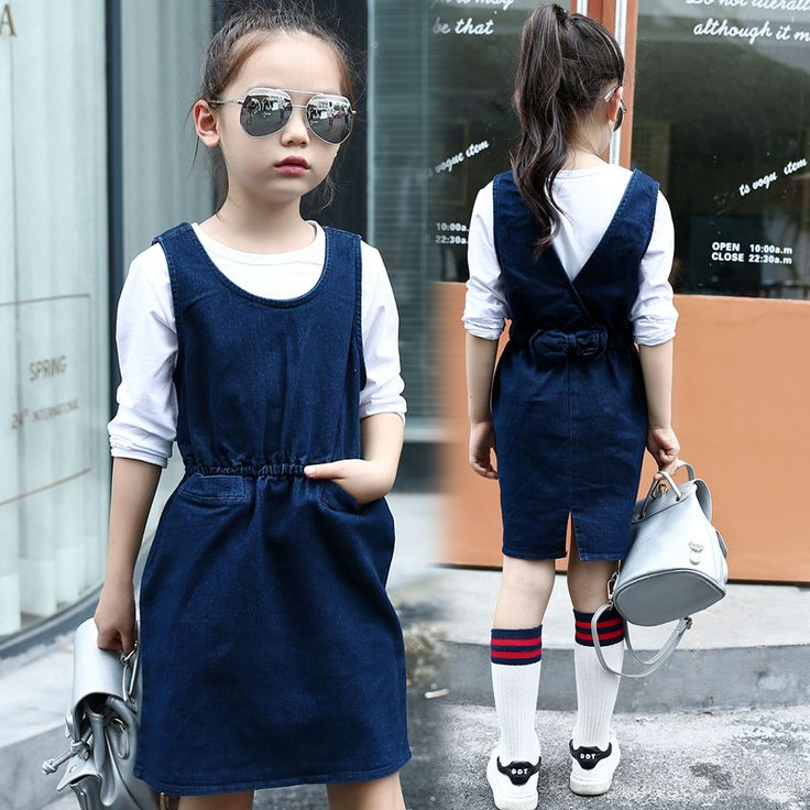 Ucuz 5 6 7 8 9 10 11 12 13 Yıl Kızlar Kolsuz Denim Elbise Sonbahar Okul Aşınma Elbiseler Büyük Boyutlarda Gençler Bebek Kız Giyim, Satın Kalite elbiseler doğrudan Çin Tedarikçilerden: 5 6 7 8 9 10 11 12 13 Yıl Kızlar Kolsuz Denim Elbise Sonbahar Okul Aşınma Elbiseler Büyük Boyutlarda Gençler Bebek Kız Giyim