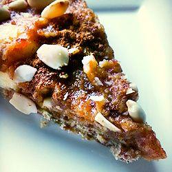 Line's overheerlijke & op-en-top gezonde appeltaart zonder zuivel, ei, gluten, suiker noch E-nummers !
