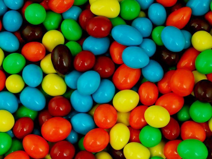 Арахис в шоколадной глазури в цветной сахарной оболочке, 10 кг