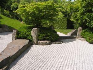 Nice Japanese Garden Design With Japanese Rock Gardens Designed .