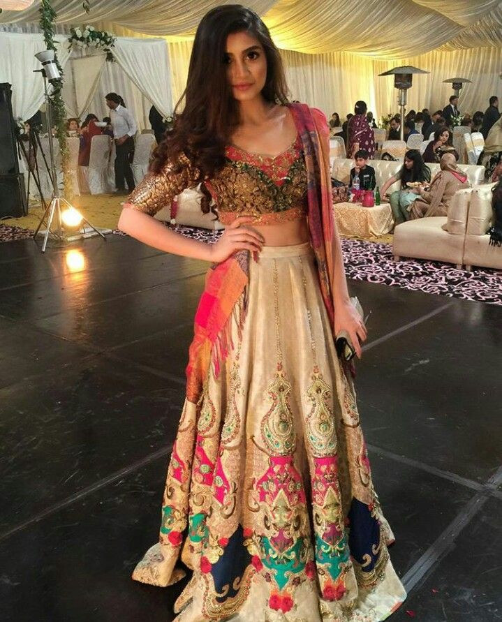 cd0c5fd162 manidrehar❤ | my big fat INDIAN wedding in 2019 | Indian dresses ...