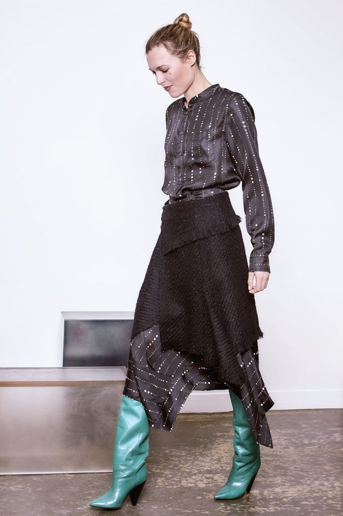 Pre-collection Isabel Marant Automne 2016