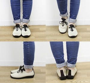 Shoes that feel like socks with arch support!