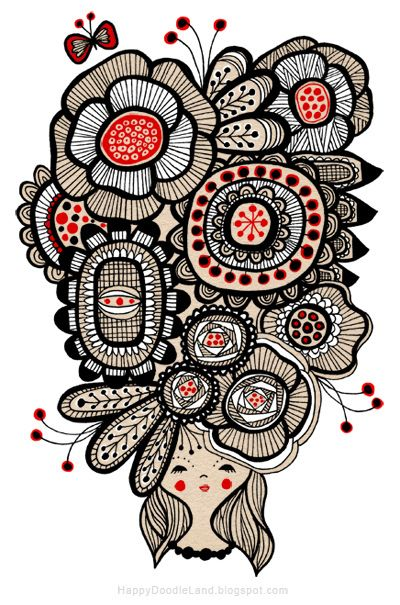 In love with this doodle!