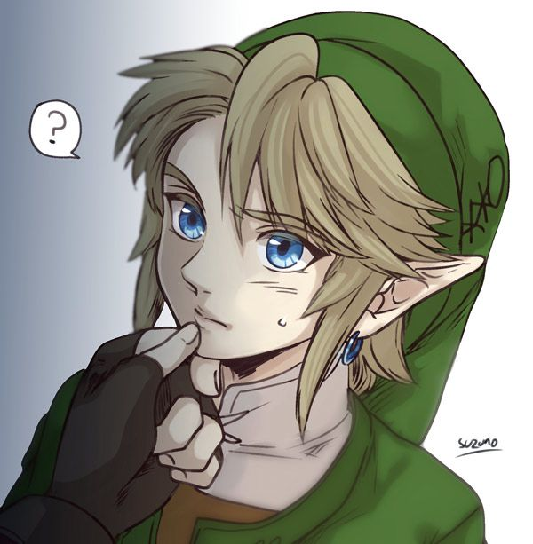 Well done Link, you've upholded the family honor. And im really proud of calling you my grandson. Your grandmother, father and mother would be proud. Now go save your princess and Hyrule and a little hint hit him in the belly.