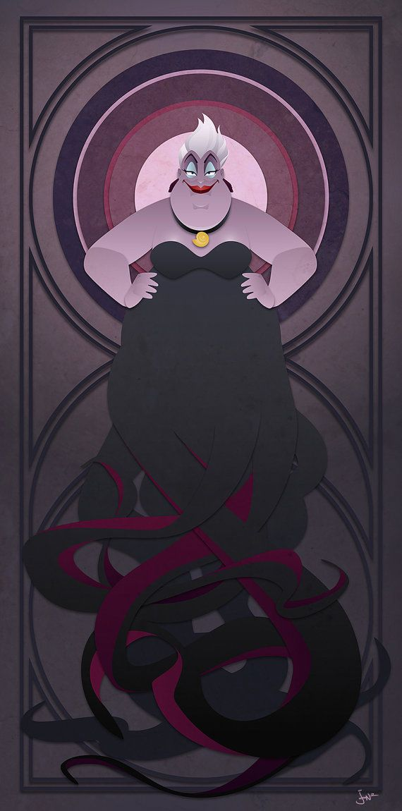 Disney Villains Series - Ursula