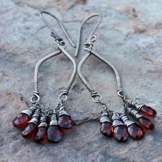 192 best Earrings: Chandelier images on Pinterest | Jewelry ideas ...