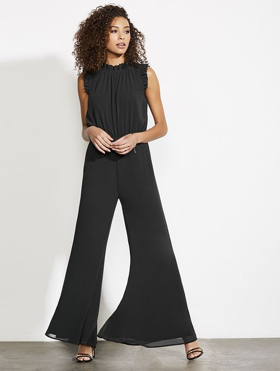 457bd7a2bbbd It s You Girl Jumpsuit in Black