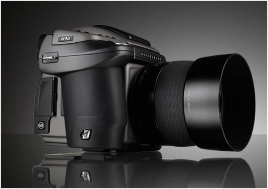The Hasselblad - So Top End There Is No End