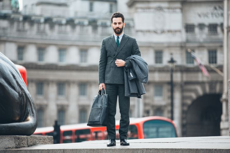 Winter style inspiration for him. | MenStyle1- Men's Style Blog