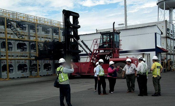 Expertos taiwaneses estudian puertos y corredor logístico