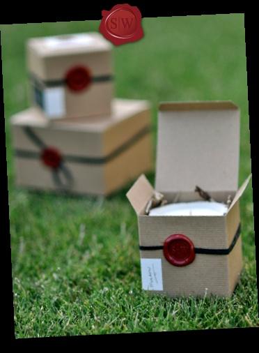 Simple, yet beautiful packaging
