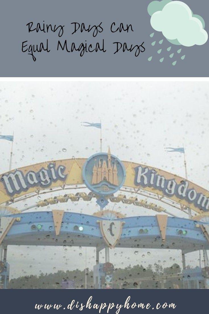 Tips on how to enjoy Walt Disney World Resort in the rain. Walt Disney World, Rain, Family