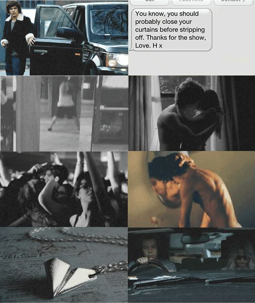dark harry styles | images of dark harry styles one direction fanfic edit mine bo ...