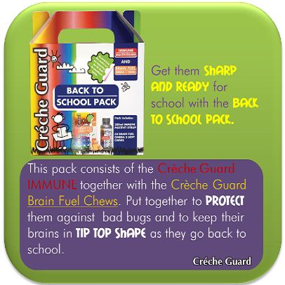 What is the back to school pack? #omega3 #backtoschool #healthyminds #strongimmune #kidssupplement