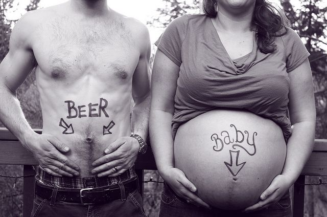 pregnancy - this may be the only one of these that I like :)