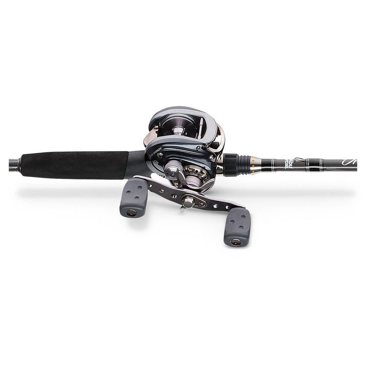 Abu Garcia Orra Winch Low Profile Baitcasting Rod and Reel - 627612, Casting Combos at Sportsman's Guide