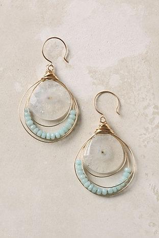 Anthro earrings