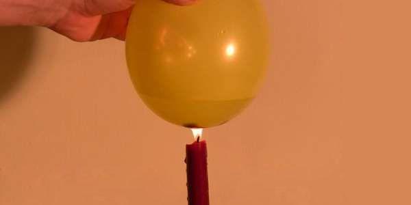 Okulöncesi Sanat ve Fen Etkinlikleri: Bu Balon Patlamıyor !!!